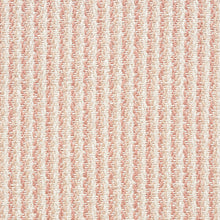Load image into Gallery viewer, SCHUMACHER SHORELINE STRIPE INDOOR OUTDOOR FABRIC / CLAY