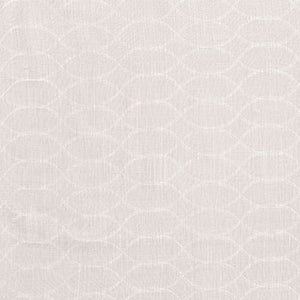 SCHUMACHER KEY LARGO SHEER FABRIC / COCONUT