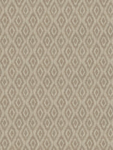 Load image into Gallery viewer, 2 Colorways Woven Geometric Upholstery Fabric Blue Beige