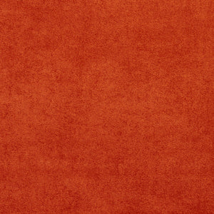 Essentials Stain Repellent Microsuede Upholstery Drapery Fabric Coral / Brandy