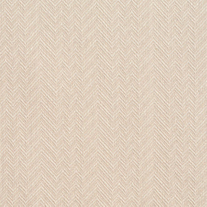 Essentials Crypton Cream Ivory Chevron Geometric Upholstery Fabric / Oatmeal