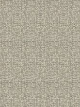 Load image into Gallery viewer, 2 Colorways Abstract Geometric Velvet Upholstery Fabric Blush Cream Gray