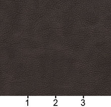 Load image into Gallery viewer, Essentials Breathables Dark Brown Heavy Duty Faux Leather Upholstery Vinyl / Espresso
