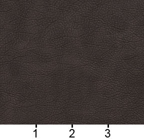Essentials Breathables Dark Brown Heavy Duty Faux Leather Upholstery Vinyl / Espresso