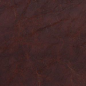 Essentials Breathables Dark Brown Heavy Duty Faux Leather Upholstery Vinyl / Sable