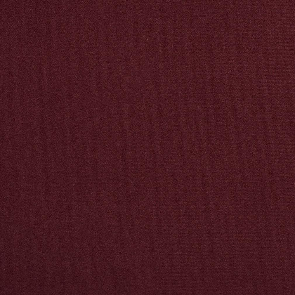 Essentials Heavy Duty Upholstery Drapery Fabric / Dark Burgundy