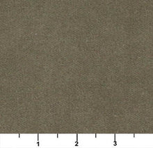 Load image into Gallery viewer, Essentials Cotton Velvet Dark Gray Upholstery Drapery Fabric