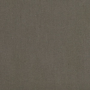 Essentials Cotton Duck Dark Gray Upholstery Drapery Fabric / Charcoal