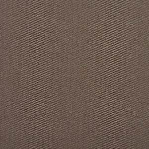 Essentials Cotton Twill Gray Upholstery Fabric / Graphite