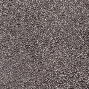 Essentials Breathables Dark Gray Heavy Duty Faux Leather Upholstery Vinyl / Pewter