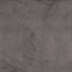 Essentials Stain Repellent Microsuede Upholstery Drapery Fabric Dark Gray / Slate