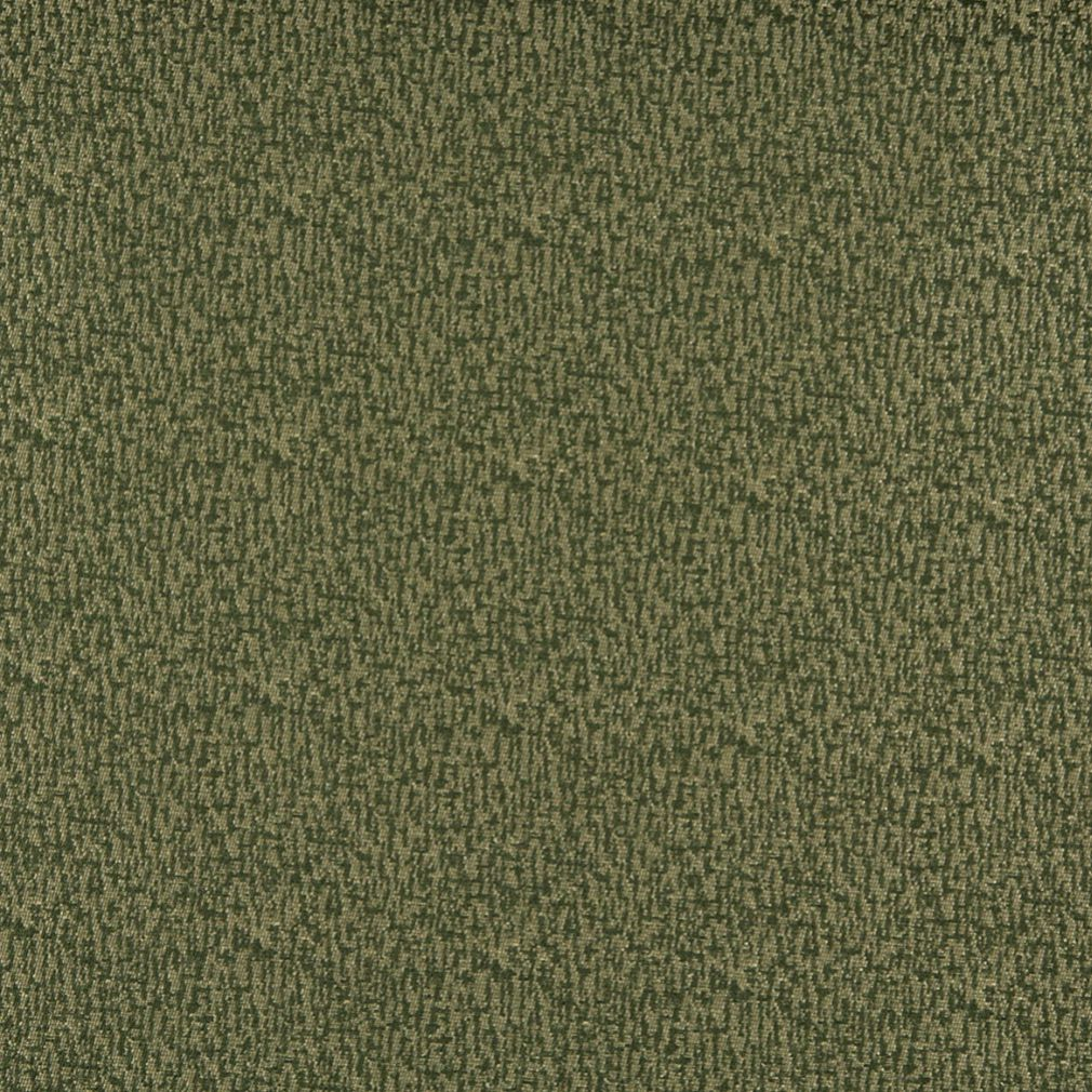 Essentials Heavy Duty Mid Century Modern Scotchgard Dark Green Upholstery Fabric / Avocado