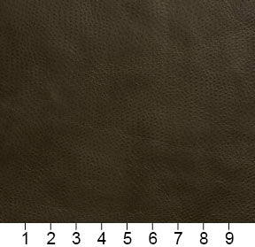 Essentials Breathables Dark Olive Green Heavy Duty Faux Leather Upholstery Vinyl / Hickoty