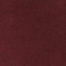 Load image into Gallery viewer, Essentials Cotton Twill Dark Red Upholstery Drapery Fabric