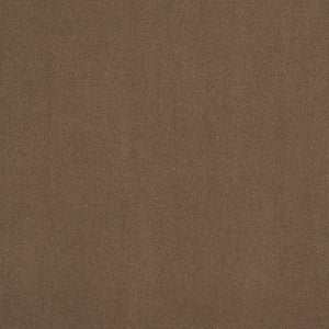 Essentials Crypton Velvet Dark Tan Upholstery Drapery Fabric