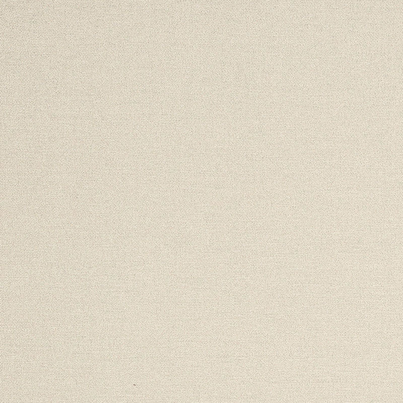 SCHUMACHER BEAUFORT CHENILLE INDOOR OUTDOOR FABRIC / ECRU