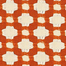 Schumacher Betwixt fabric / Spark/Ivory
