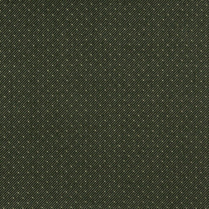 Essentials Heavy Duty Mid Century Modern Scotchgard Forest Green Dot Upholstery Fabric / Moss