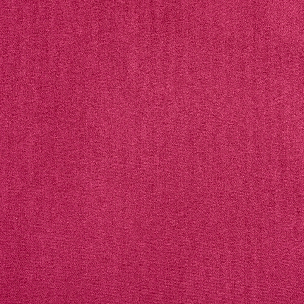 Essentials Microfiber Stain Resistant Upholstery Drapery Fabric / Fuschia
