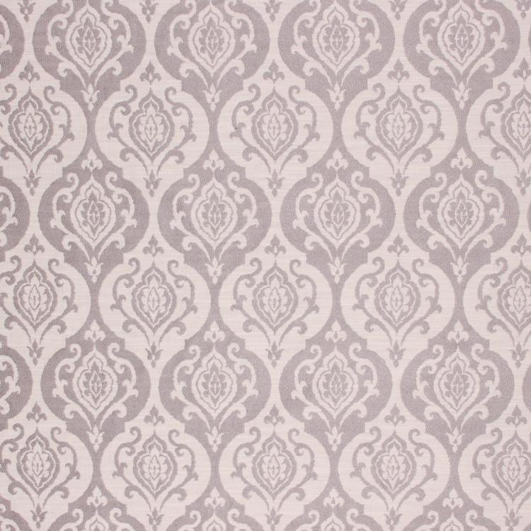 Medallion Upholstery Drapery Cinereous Fabric Lilac / Graphite RMIL1