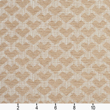 Load image into Gallery viewer, Essentials Heavy Duty Upholstery Drapery Geometric Fabric / Beige
