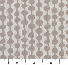 Load image into Gallery viewer, Essentials Heavy Duty Upholstery Geometric Fabric / Beige White