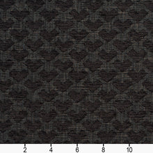 Load image into Gallery viewer, Essentials Heavy Duty Upholstery Drapery Geometric Fabric / Black