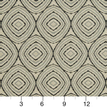 Load image into Gallery viewer, Essentials Heavy Duty Geometric Circles Upholstery Drapery Fabric / Gray Beige
