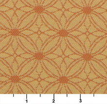 Load image into Gallery viewer, Essentials Outdoor Upholstery Drapery Geometric Fabric / Coral