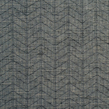Load image into Gallery viewer, Essentials Heavy Duty Upholstery Drapery Geometric Zig Zag Chevron Fabric / Dark Gray