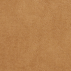 Essentials Breathables Ginger Heavy Duty Faux Leather Upholstery Vinyl / Cashew