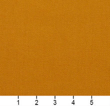 Load image into Gallery viewer, Essentials Cotton Twill Gold Upholstery Fabric / Nugget