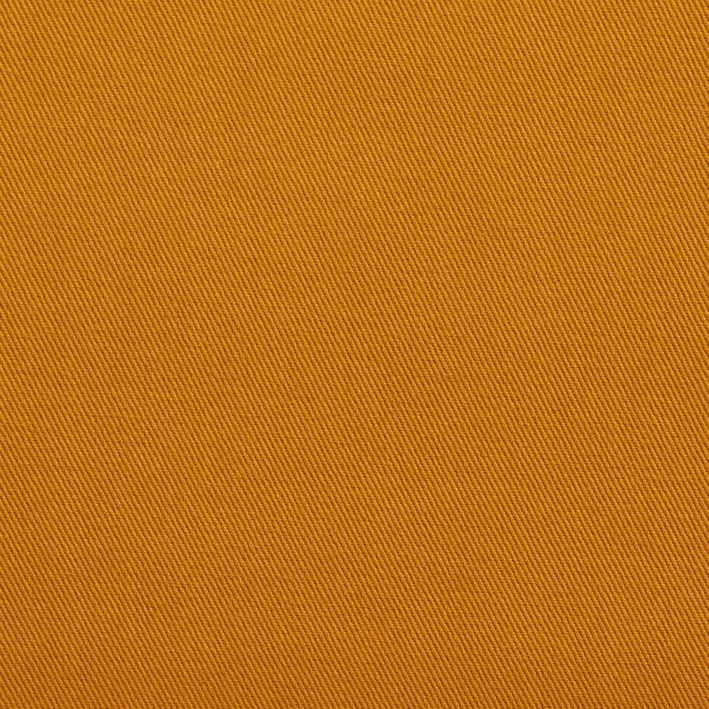 Essentials Cotton Twill Gold Upholstery Fabric / Nugget