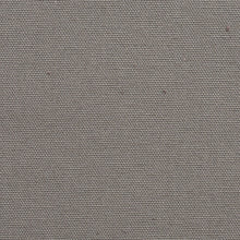 Load image into Gallery viewer, Essentials Cotton Duck Gray Upholstery Drapery Fabric / Pewter