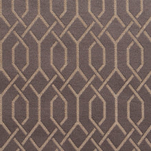 Load image into Gallery viewer, Essentials Heavy Duty Upholstery Drapery Fabric Gray / Pewter Lattice