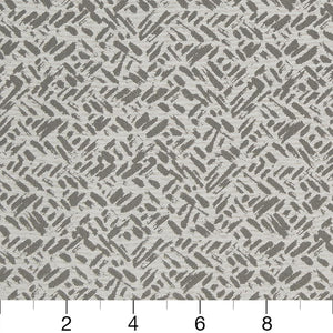 Essentials Stain Repellent Upholstery Fabric Gray / Rice Silver