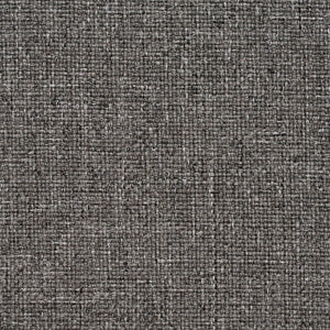 Essentials Heavy Duty Mid Century Modern Scotchgard Gray Upholstery Fabric / Slate