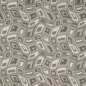 Essentials Upholstery Drapery Fabric Gray / Zion Smoke