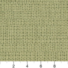 Load image into Gallery viewer, Essentials Stain Repellent Upholstery Fabric Green / Crosshatch Sage