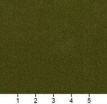 Load image into Gallery viewer, Essentials Cotton Twill Green Upholstery Fabric / Fern