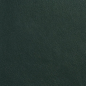 Essentials Recycled Genuine Leather Vinyl Green / Forest