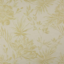 Load image into Gallery viewer, 5 Colors Botanical Upholstery Drapery Fabric Beige Ivory Blue Gray Yellow Aqua / RMIL13