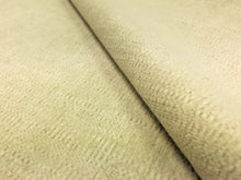 Load image into Gallery viewer, Ivory Cream Mid Century Modern Textured Water & Stain Resistant Upholstery Fabric