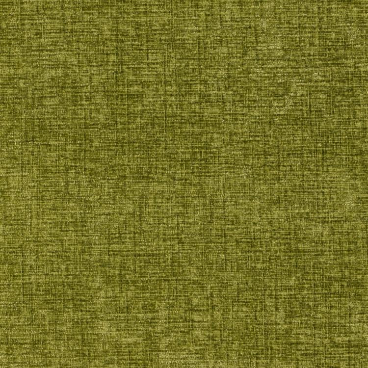 Olive Green Chenille Upholstery Fabric / Sprite
