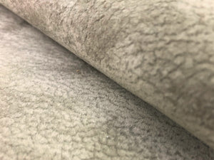 Architex Ultraposh Water & Stain Resistant Heavy Duty Fade Resistant Taupe Brown Textured Faux Leather MCM Mid Century Modern Suede Upholstery Fabric