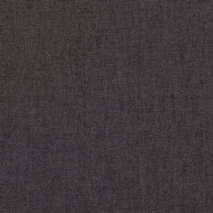 Essentials Indoor Outdoor Charcoal Gray Upholstery Fabric / Graphite