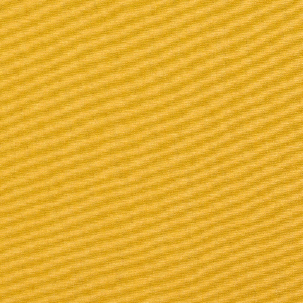 Essentials Indoor Outdoor Yellow Upholstery Fabric / Marigold