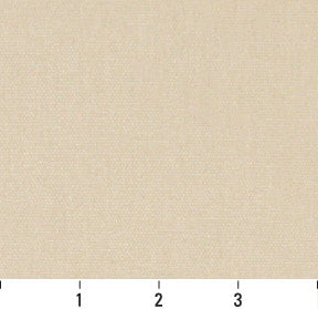 Essentials Cotton Duck Ivory Upholstery Drapery Fabric / Linen