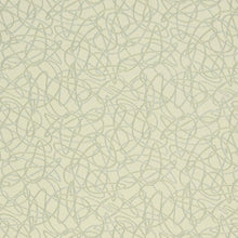 Load image into Gallery viewer, Essentials Stain Repellent Upholstery Fabric Ivory / Squiggles Buff
