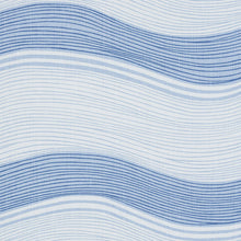 Load image into Gallery viewer, SCHUMACHER LA MAREA FABRIC / BLUE